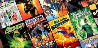 Оригинальные анимационные фильмы вселенной DC