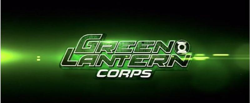 Корпус Зелёных Фонарей 2020 green lantern