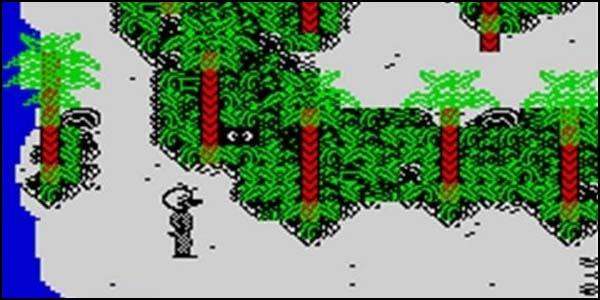 Howard the Duck: Adventure on Volcano Island (1986)