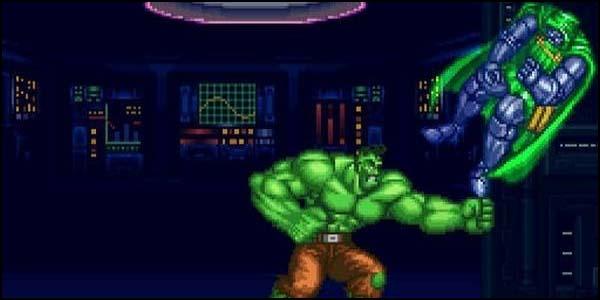 Marvel Super Heroes: War of the Gems (1996)