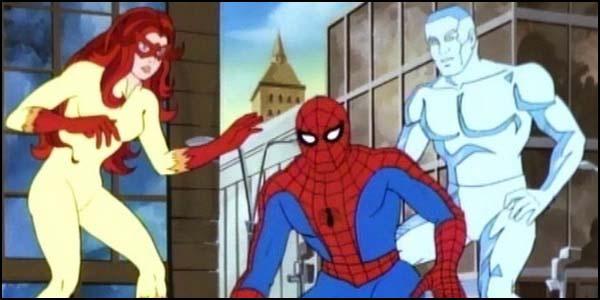 мультсериалы про человека паука