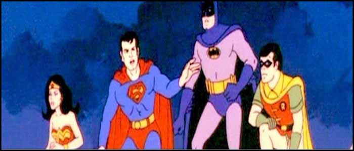 Лучшие Супер Друзья мира The Worlds Greatest Super Friends