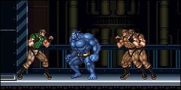 X-Men: Mutant Apocalypse (1994)