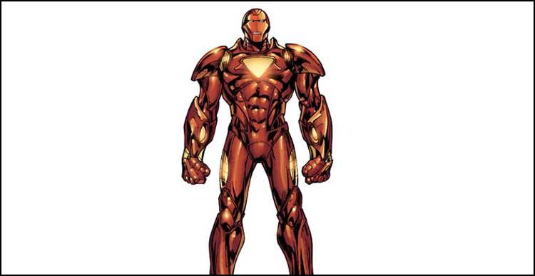 костюм железного человека