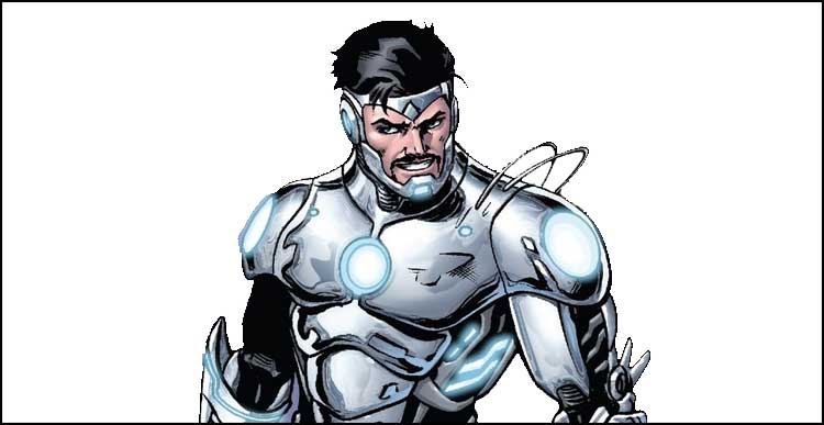 Mark костюм железного человека