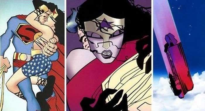 Секс Супермена и Чудо-Женщины