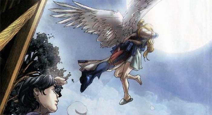 Ангел и Пейдж Гатри секс