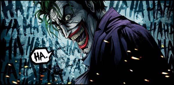 Джокер история персонажа