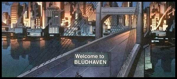 Бладхейвен: История города