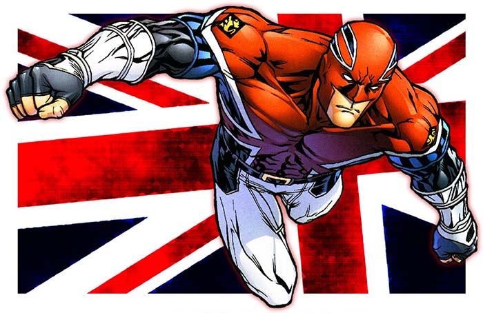 Капитан Британия марвел комиксы история