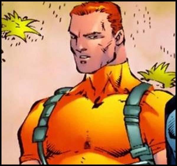 Забытые герои комиксы DC