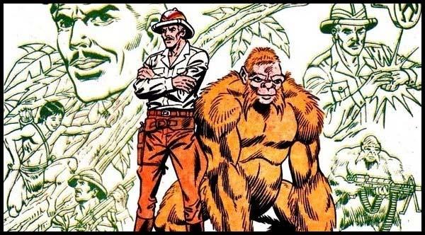 Забытые герои комиксы
