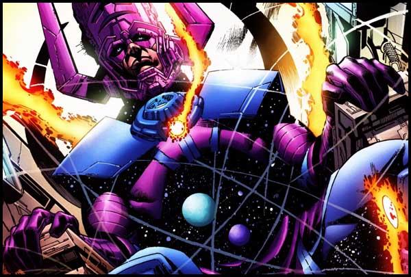 Галактус история марвел