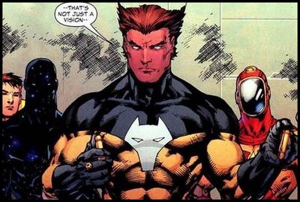 Легион Супергероев комиксы DC