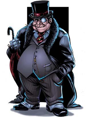 Пингвин DC комикс история