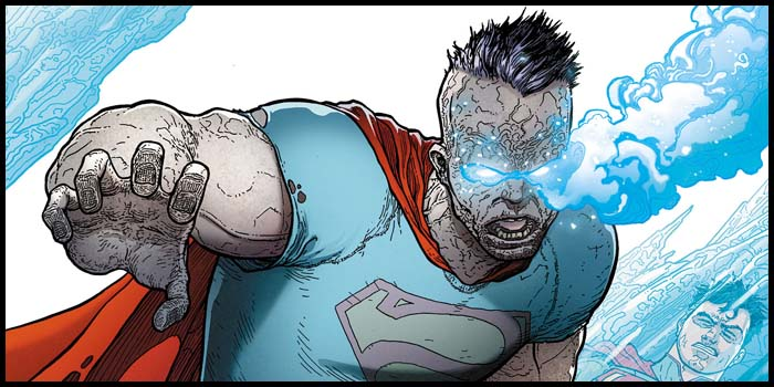 Бизарро New 52 комиксы DC