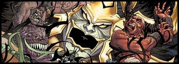 Война Хаоса комикс
