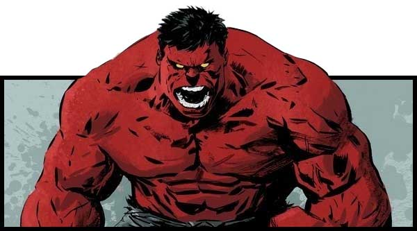 Гамма-мутанты в комиксах Marvel