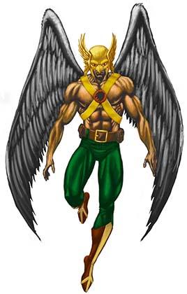 Хоукмен (Человек-Орел)