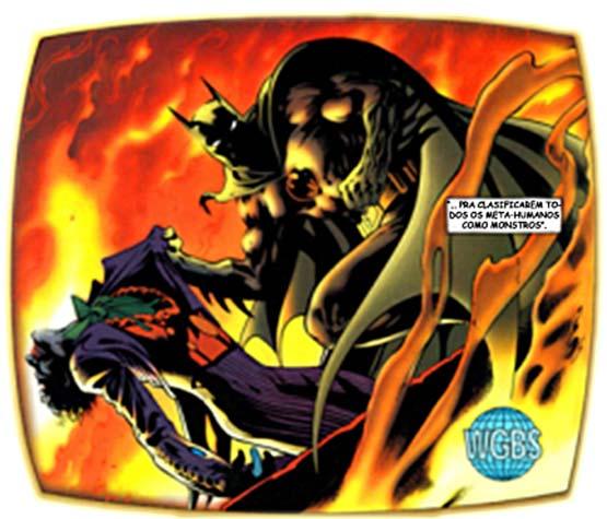 Лига Справедливости - Гвоздь комикс