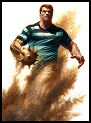 Песочный Человек история