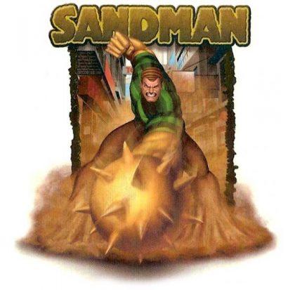 Песочный Человек биография комикс марвел