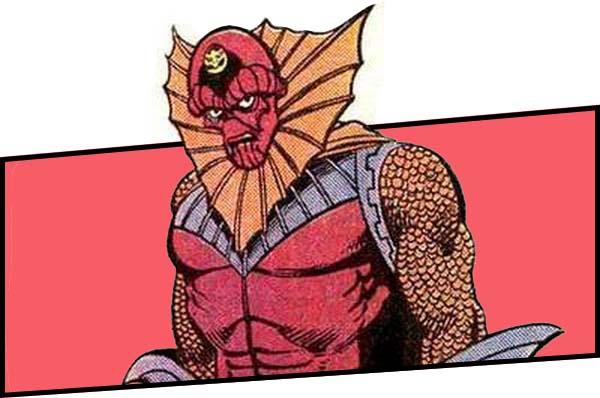 комиксы DC Змеиное Сообщество