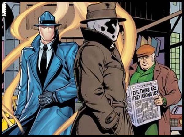 Вопрос комиксы DC