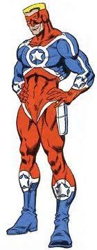 Супер-Патриот марвел комикс