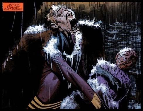 Удлинённый Человек DC комиксы