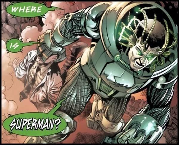 Металло DC New 52