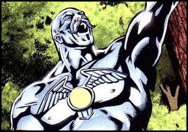 Четвёртый Рейх комиксы DC