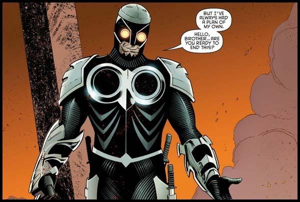 Оулмен Человек-Сова DC Comics