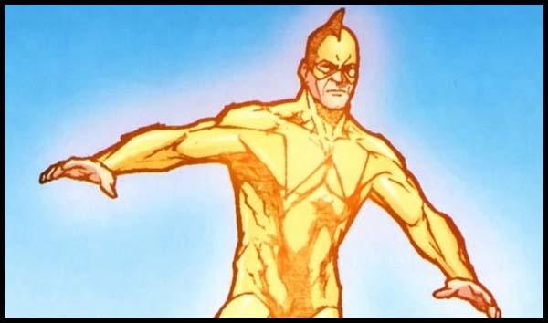 Луч комиксы супергерой DC