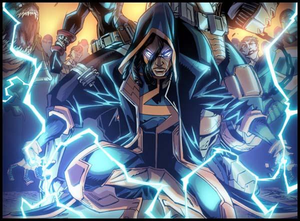Статик DC история комиксы