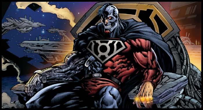 Супермен-Киборг комиксы