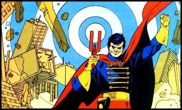 малоизвестные персонажи DC Comics