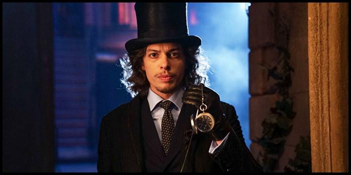Mad Hatter Безумный Шляпник Готэм