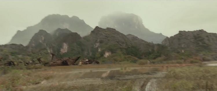 Конг: Остров черепа спецэффекты