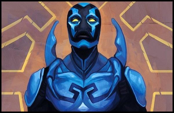 Синий Жук dc comics, синий жук Хайме Рейес, синий жук биография