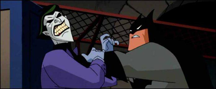 мультик Бэтмен Будущего: Возвращение Джокера Batman Beyond Return of the Joker