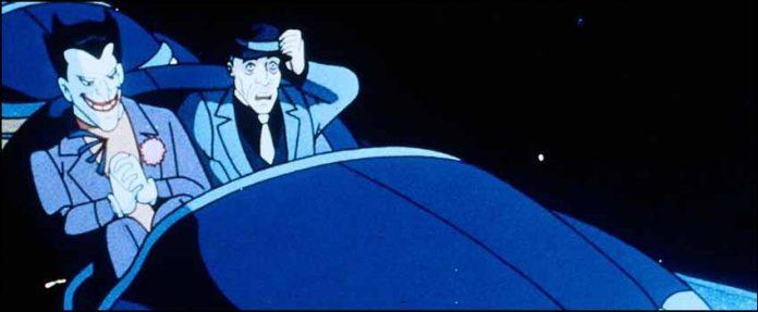 лучшие мультики DC Бэтмэн: Маска фантазма Batman Mask of the Phantasm