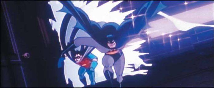 мультик Бэтмэн и Мистер Фриз Batman Mr Freeze SubZero