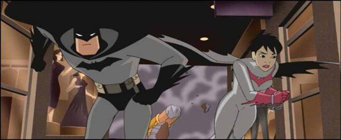 лучшие мультики DC Бэтмен и тайна женщины-летучей мыши (Бэтвумен) Batman Mystery of the Batwoman