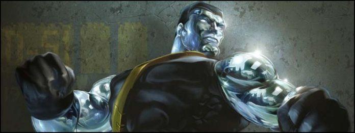 Колосс Colossus Икс-Мэн