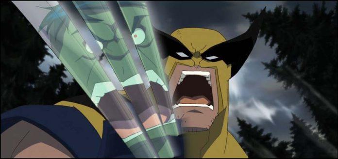marvel халк росомахаHulk vs Wolverine Халк против Росомахи