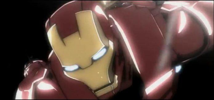 Железный Человек: Восстание Техновора Iron Man Rise of Technovore 2013 лучшие мультики марвел