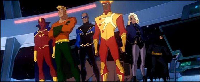 комиксы мультики Лига Справедливости: Кризис двух миров Justice League Crisis on Two Earths