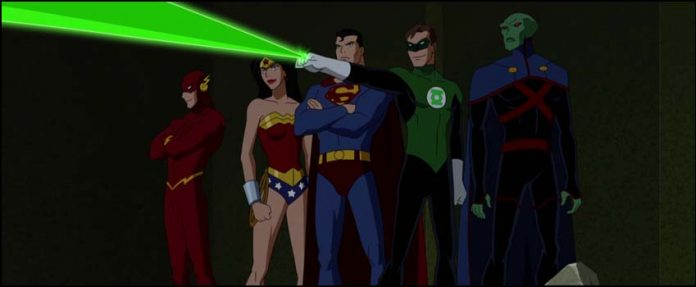Justice League Doom Лига Справедливости: Гибель