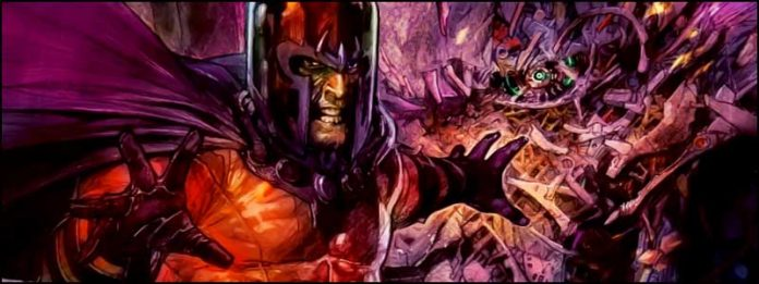 Магнето Magneto Люди Икс marvel